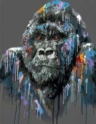 A Brave Heart by Stephen Ford - Limited Edition Print on Wood sized 20x25 inches. Available from Whitewall Galleries